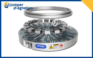 round-electro-permanent-magnetic-chuck-for-lathe-machine