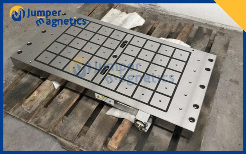 rectangular magnetic chuck
