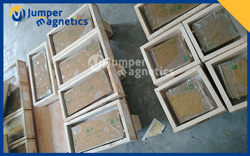 permanent magnetic chucks packing