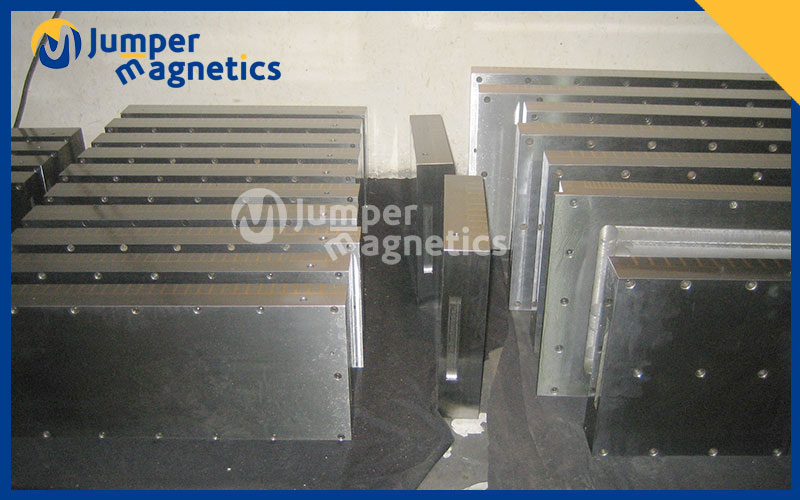 rectangular magnetic chuck manufacturing