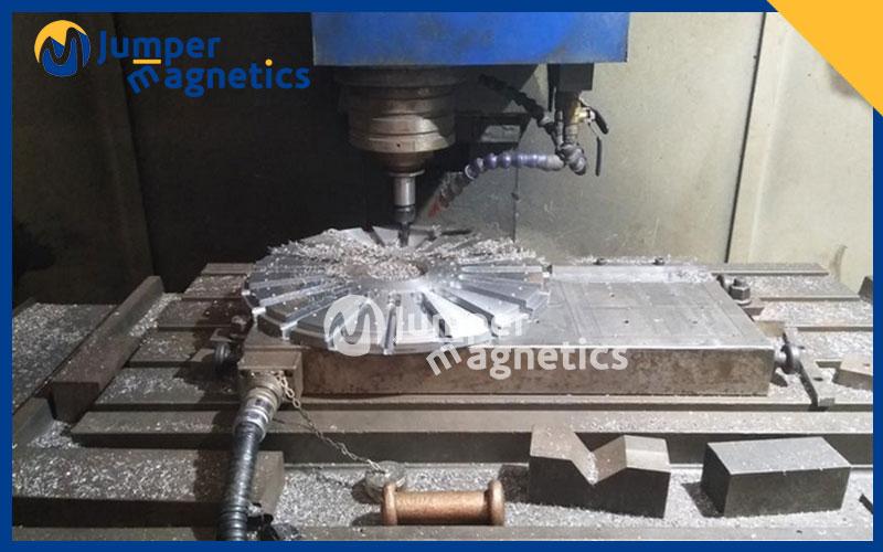 cnc electro permanent magnetic chuck
