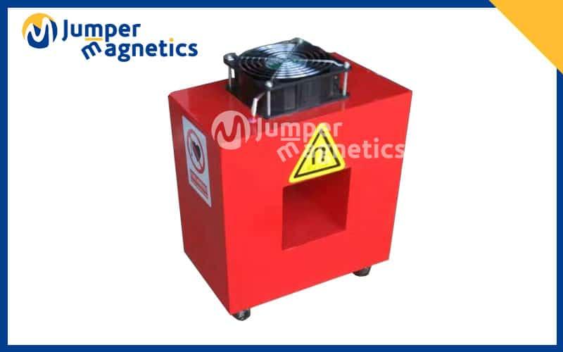 tunnel-demagnetizer