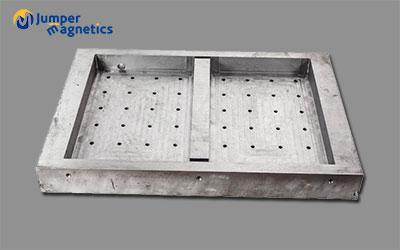 magnetic chuck monoblock-steel-frame