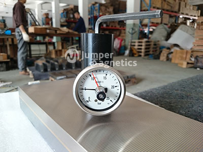 permanent-magnetic-chuck-testing